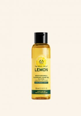 Lemon Cleansing Hand Gel