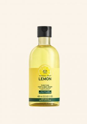 Lemon Purifying Hair and Body Wash