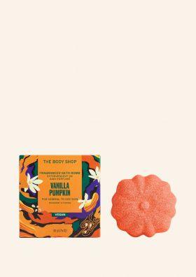 Vanilla Pumpkin Bath Bomb