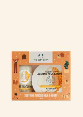 Almond Milk & Honey Treats