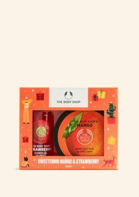 Mango/Strawberry Treats