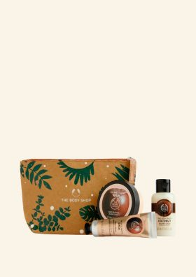 Shea/Coconut Beauty Bag