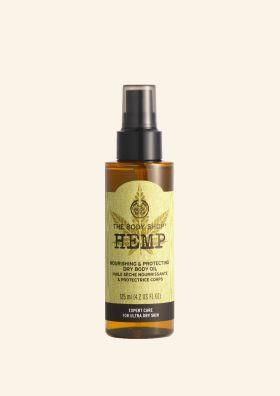 Hemp Dry Oil
