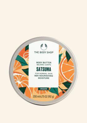 Satsuma Body Butter
