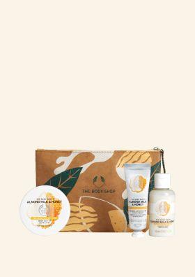 Almond Milk & Honey Bag