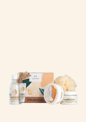 Almond Milk & Honey Premium Gavesett