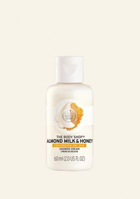 Almond Milk & Honey Shower Cream