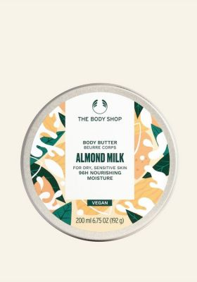 Almond Milk Body Butter