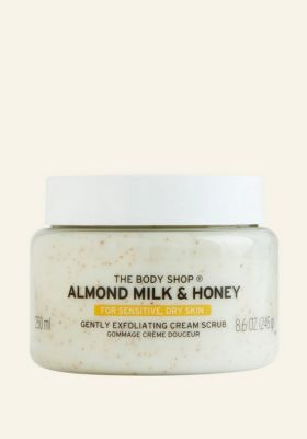 Almond Milk & Honey Body Scrub
