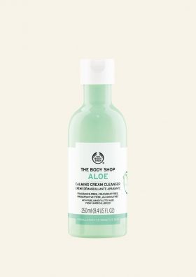 Aloe Calming Facial Wash