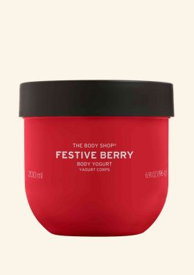 Festive Berry Body Yogurt