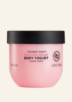 British Rose Body Yogurt
