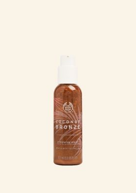 Coconut Bronze Dry Shimmering Oil