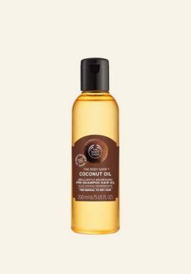 Coconut Pre-Shampoo Hair Oil