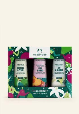 Seasonal Hand Cream Trio