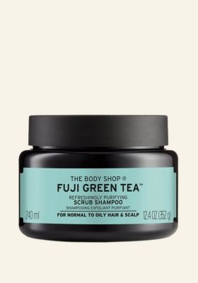 Fuji Green Tea Hair Scrub