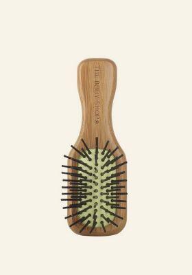 Mini Paddle Bamboo Hair Brush