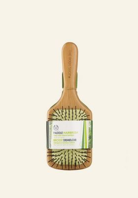 Paddle Bamboo Hair Brush