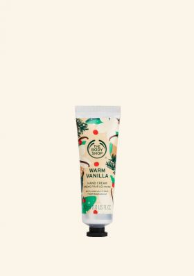 Warm Vanilla Hand Cream
