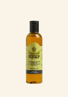 Hemp Shower Oil