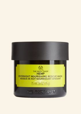 Hemp Overnight Night Mask