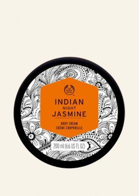 Indian Night Jasmine Body Cream