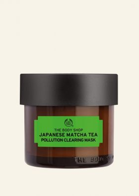 Japanese Matcha Pollution Clearing Mask