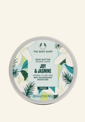 Joy & Jasmine Body Butter