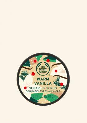 Warm Vanilla Lip Scrub