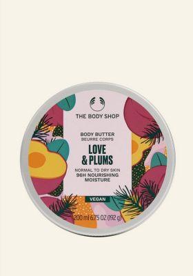 Love & Plums Body Butter