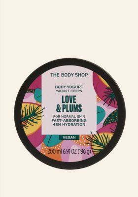 Love & Plums Body Yogurt
