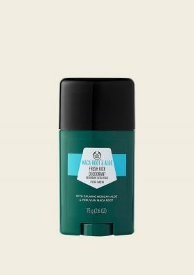Maca Root & Aloe Deodorant