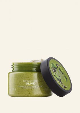 Olive Body Scrub