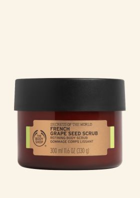 French Grape Seed Body Scrub