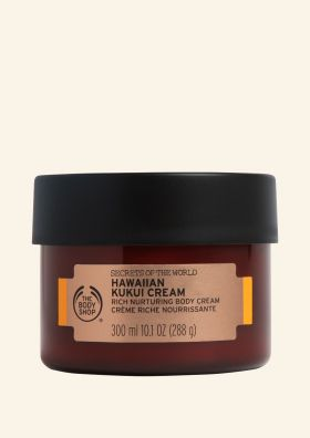 Hawaiian Kukui Body Cream