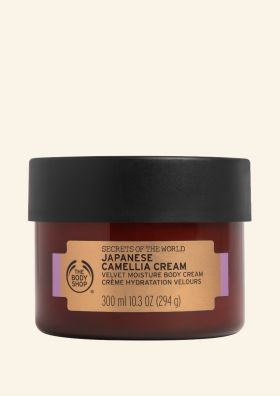 Japanese Camelia Body Cream