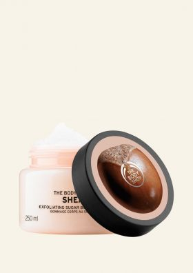 Shea Body Scrub