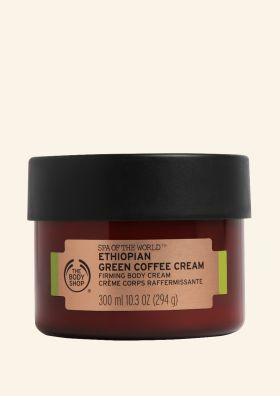 Ethiopian Green Coffee Cream