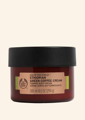 Ethiopian Green Coffee Cream