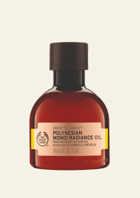 Monoi Polynsian Body & Hair Oil
