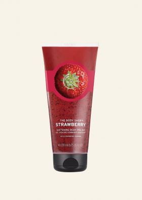 Strawberry Body Polisher