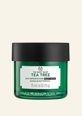 Tea Tree Night Mask