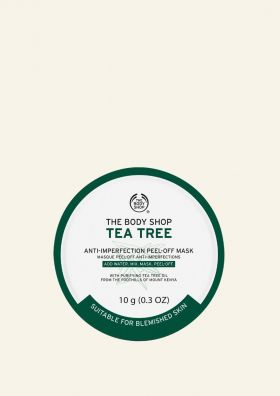 Tea Tree Peel of Mask