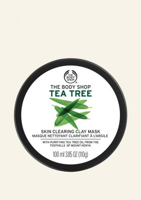Tea Tree Face Mask