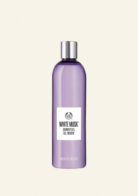 White Musk Shower Gel