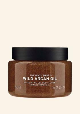 Wild Argan Oil Body Scrub